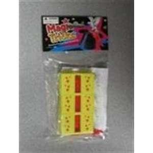 Magic Zig Zag Box  #5722  Beginner / PROMO Magic T: Toys