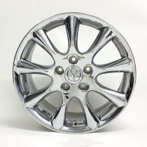 Acura 2007 on 17 Inch Acura Tsx Rsx Tl Cls 2007 2008 Chrome Wheels  71750 Set Of 4