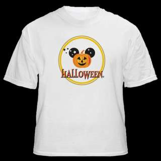 Disney Mickey Mouse Pumpkin Halloween Occasion Shirt