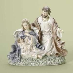 4.5 Holy Family Nativity Figurine Scene