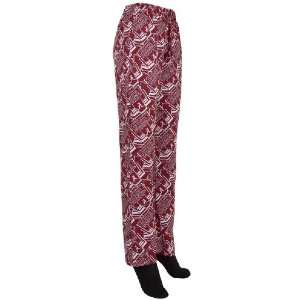 Alabama Crimson Tide Womens Marquee Loungewear Pants Sports