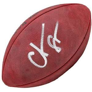 Chad Johnson Autographed NFL Football Sports Football