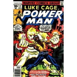 Power Man & Iron Fist, Edition# 47 Marvel Books