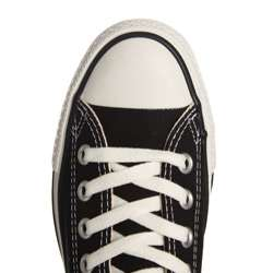 Converse Unisex Black All Star Chuck Taylor Low top Shoes