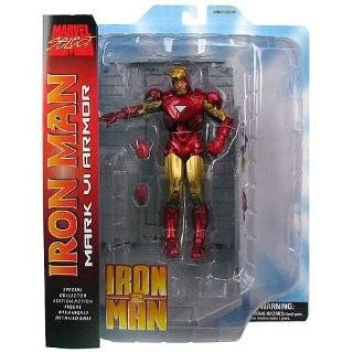 Marvel Select Iron Man 2 Action Figure Toys & Games