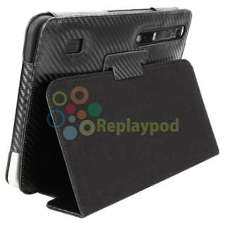 Bundle For Motorola Xoom Leather Case+HDMI Cable+Stylus+Pouch