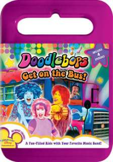 Doodlebops   Get On the Bus (DVD)  Overstock