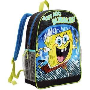Nickelodeon SpongeBob SquarePants Backpack Bags
