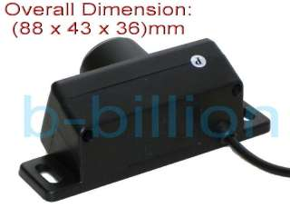 Car Reverse Wireless Color TFT LCD Monitor Rear View Night Vision