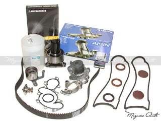 89 92 Toyota Pickup 4Runner 3.0L V6 Timing Belt Thermostat Water Pump