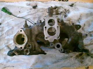 Toyota 22r Engine Carbureted Aluminum Intake Manifold Pickup Truck