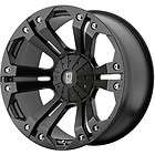 18 XD MONSTER 6X135/5.5 EXPEDITION ESCALADE BLACK WHEELS RIMS FREE