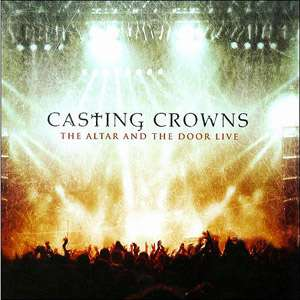 And The Door Live (Includes DVD), Casting Crowns Christian / Gospel