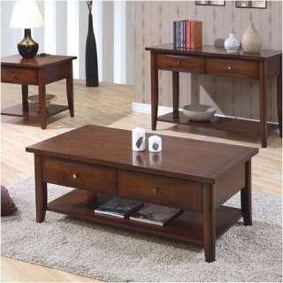 Wildon Home Calabasas Occasional Coffee Table in Walnut Furniture