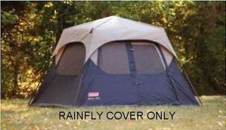 COLEMAN RainFly Accessory for 4 Person Camping Instant Tent   Rain