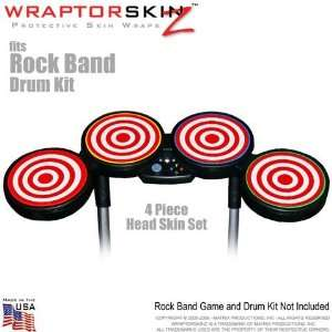 Rock Band Drum Set for Nintendo Wii, XBOX 360, PS2 & PS3 (DRUMS NOT