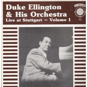 LP (VINYL) UK JAZZ BAND 1988 DUKE ELLINGTON AND HIS ORCHESTRA Music