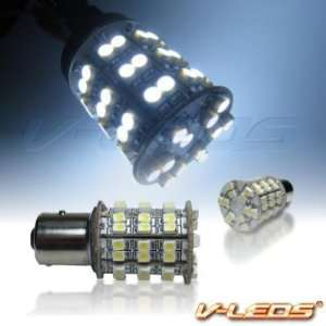 V LEDS HID WHITE 60 M SMT PARKING LIGHT BULBS 1157 2057