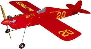 NEW SIG BUSTER CONTROL LINE MODEL AIRPLANE KIT **NEW