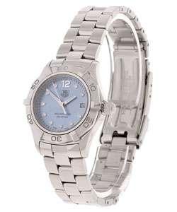 Tag Heuer Diamond Aquaracer Watch