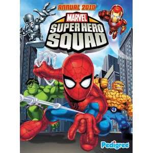 Marvel Super Hero Squad Annual 2010 9781906918118  Books