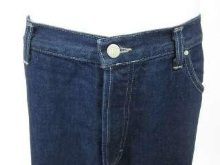 GIANFRANCO FERRE JEANS Mens Dark Wash Baggy Jeans 40