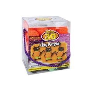 Foam Halloween Kits   Makes 30 kitty Pumpkin 3 Pack