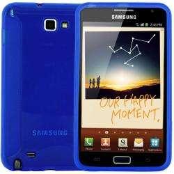 Premium Samsung Galaxy Note Blue TPU Case
