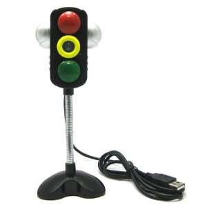 Traffic Light Model Web Camera with Innovative Design and