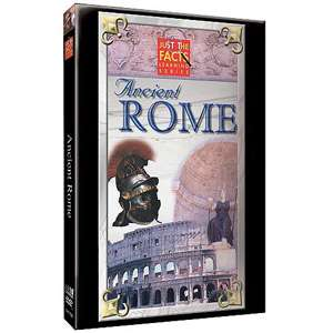 Just The Facts Ancient Rome TV Shows