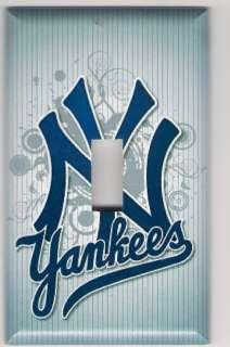 New York Yankees Decorative Light Switch Plate