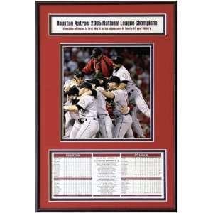Houston Astros   Team Celebration   2005 National League Champions