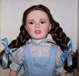 Dorothy Wizard of OZ Doll Judy Garland 1984 Effanbee