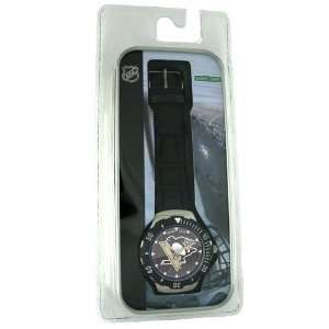 Pittsburgh Penguins NHL Mens Agent Series Watch (Blister
