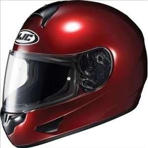16 Full Face Motorcycle Helmet Wine XXXL 3XL 0816 0111 09 Automotive
