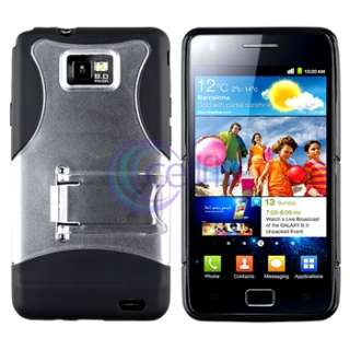 Accessory Stand Case+Car Mount for Samsung Galaxy S 2