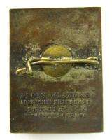 RARE BADGE PIN FIS SKI COMPETITION INNSBRUCK 1936 RRR »