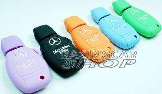 SL SLK Series Mercedes Benz key Remote Soft SILICONE PROTECTIVE FULL