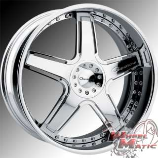 22 Giovanna F5 Staggered Wheels Rims S550 CL 550 LEXUS