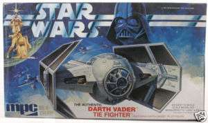 Star Wars Darth Vader TIE Fighter Model Kit by MPC MISB
