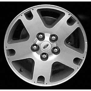 01 04 FORD ESCAPE ALLOY WHEEL RIM 16 INCH SUV, Diameter 16