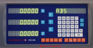 EASSON 3 axis digital readout DRO