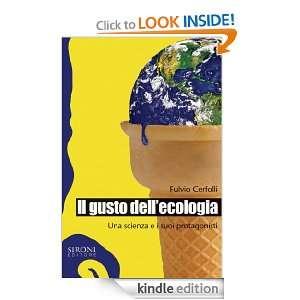Il gusto dellecologia (Galápagos) (Italian Edition): Fulvio Cerfolli
