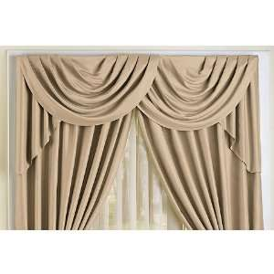 Supreme Cascade Swag Set Valances