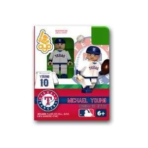 MLB Texas Rangers OYO Figure   Michael Young Sports