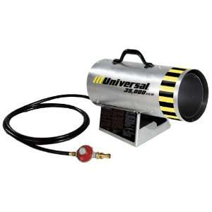 Universal Heaters 35,000 BTU Propane Forced Air Heater #35