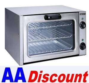 ADCRAFT 1/4 QUARTER SIZE ELECTRIC CONVECTION OVEN COQ 1750W   120