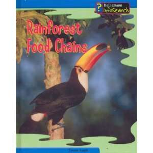 Rainforest Food Chains (Food Chains & Webs) (9780431119014