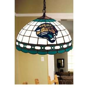Team Logo Hanging Lamp 16hx16l Jacksnvll Jagrs: Home