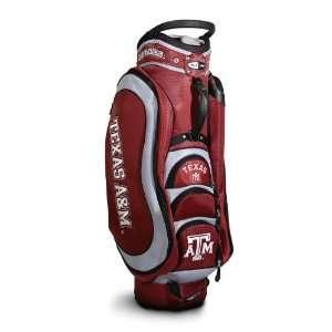 Texas A&M Aggies Medalist Golf Cart Bag by Team Golf